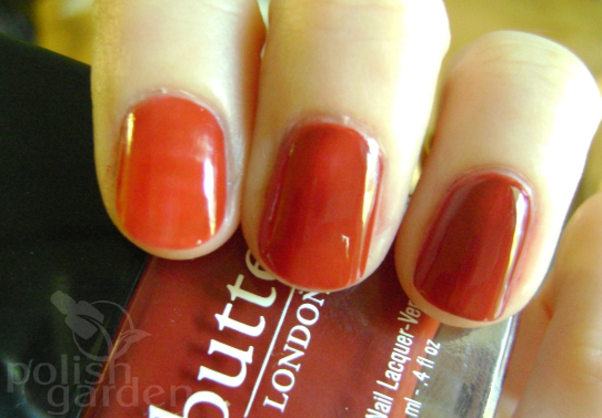 Butter London Old Blighty Swatch