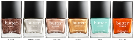 butter london summer holiday 2013