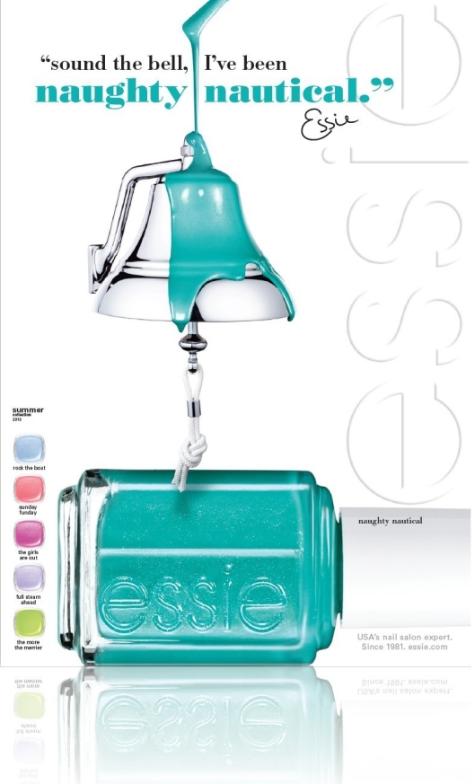 Essie Naughty Nautical Summer 2013