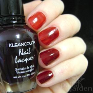 kleancolorgarnetred1