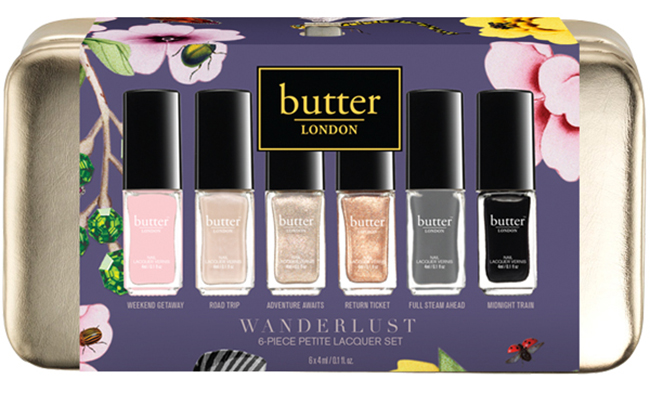 Butter London Wanderlust Set – Fall 2016